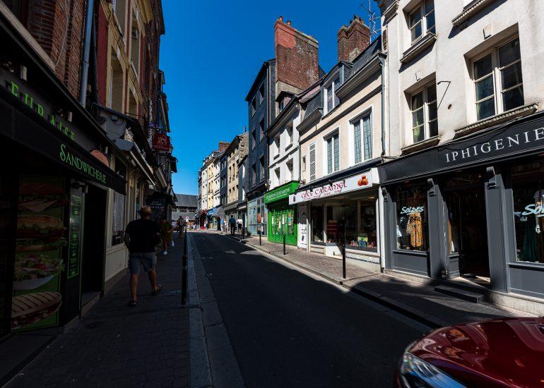 Città - Francia - Honfleur